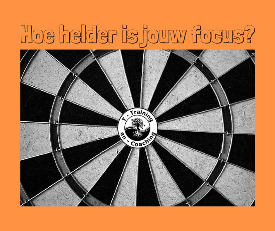Meer focus in 11 stappen!