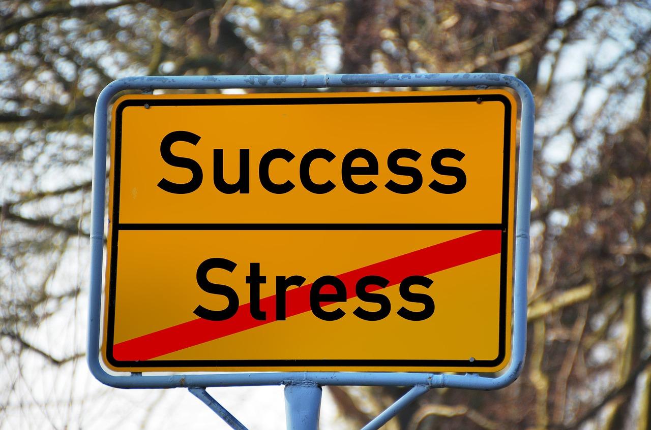 Omgaan met stress…hoe dan?!